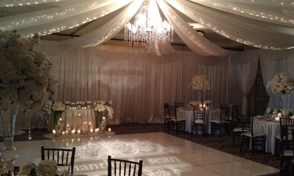 wedding_rental_ayres_hotel_ceiling_drapery