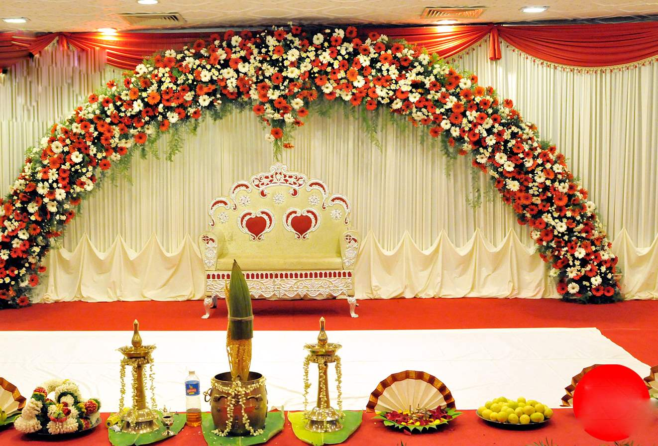 Indian wedding decoration ideas important 5 factor to for Decoration flowers