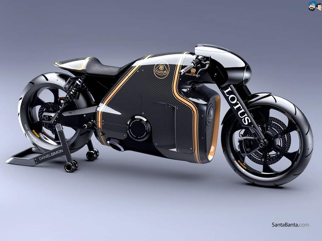 Lotus Heavy Bike Wallpapers