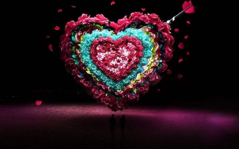 Flower Valentines Day Wallpapers 2017