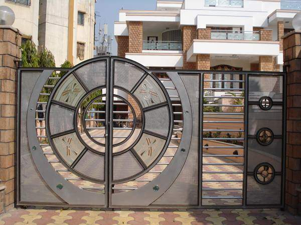 Steel Main Gate Design In India Steel Main Gate Design In India