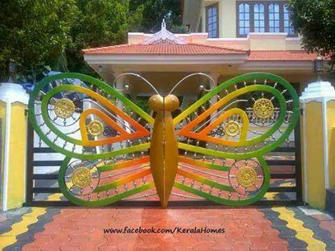 Butterfly Main Gate