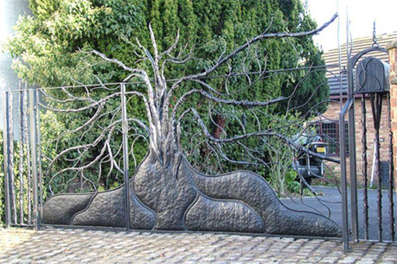 Old Tree Main Gate