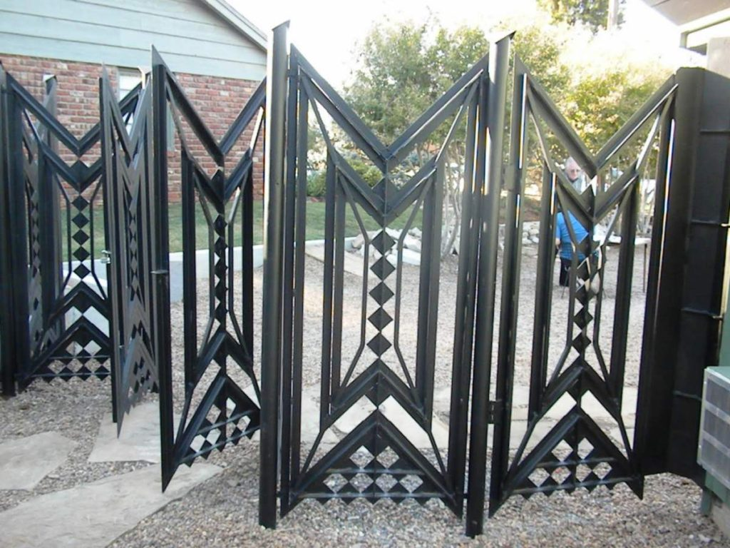 Unique Gate Design
