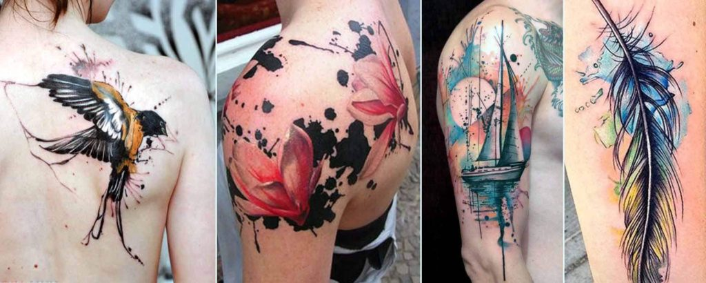 featured watercolor tattoo