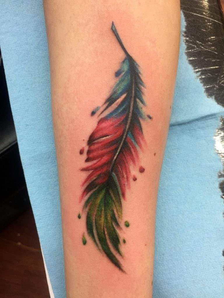 water-color-tattoos