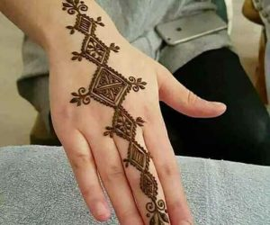 Mehndi For Baby : Latest updated simple and easy mehndi designs for eid