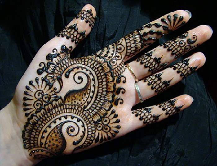 [Latest Updated] 60+ Simple and Easy Mehndi Designs for ...