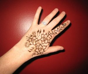 Latest Updated 60 Simple And Easy Mehndi Designs For Eid 2017