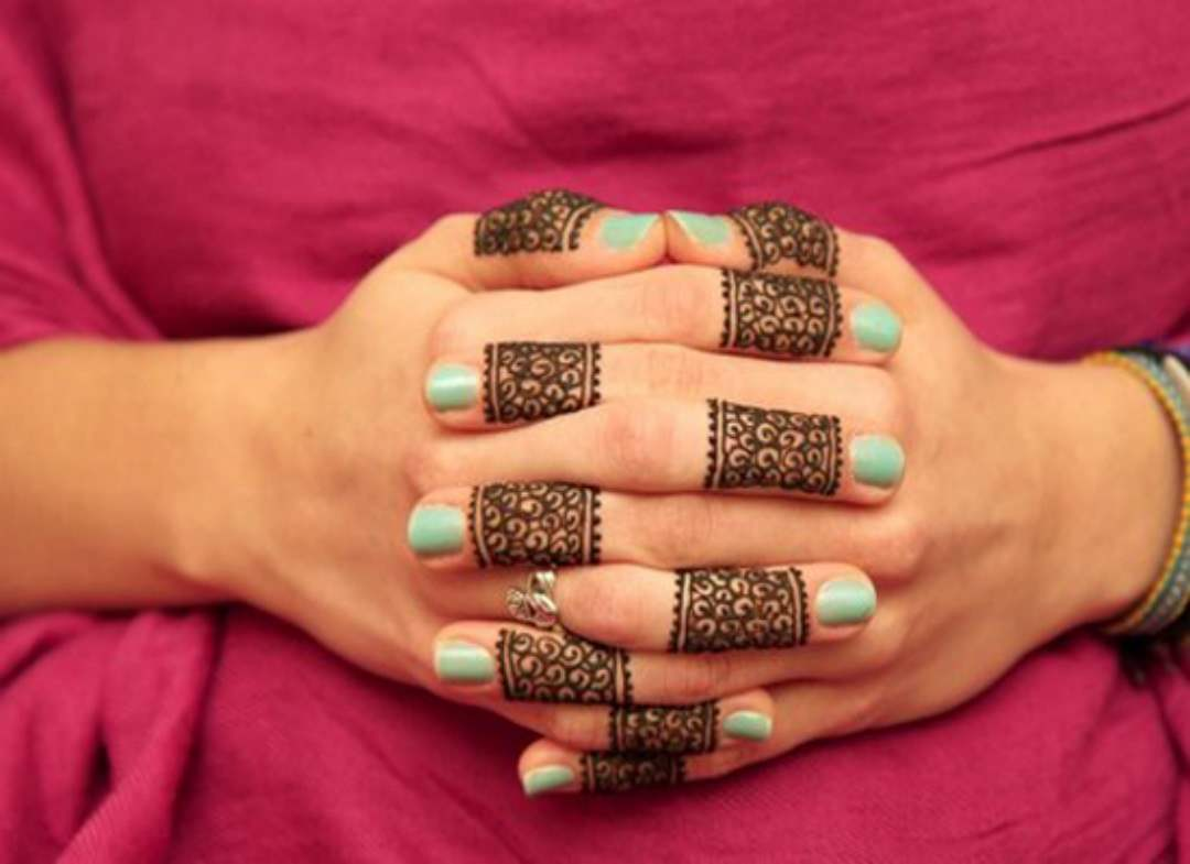 Mehndi Design 2017 : Latest updated simple and easy mehndi designs for