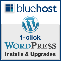web hosting by bluehost